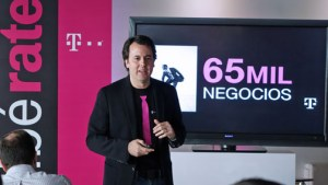 T-Mobile Puerto Rico General Manager Jorge Martel.