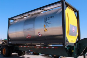 Crowley is adding new tank containers to its equipment inventory.