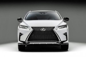 The 2016 Lexus RX