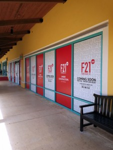 Forever 21 will debut its F21 Red concept in Puerto Rico, will with an expected arrival in late summer/early fall to the outlet mall in Barceloneta.