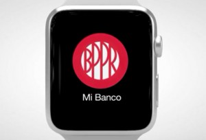 Banco Popular has integrated its mobile services to the Apple Watch.