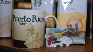 The My Starbucks Card program aims to recognize the loyalty of Puerto Rican customers.
