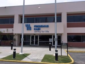Frenesius Kabi began operations in San Germán in 1995 as Baxter.