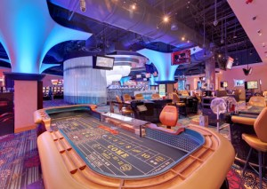 Plans call for adding Black Jack, roulette and dice tables, while the poker area will be slightly scaled back.