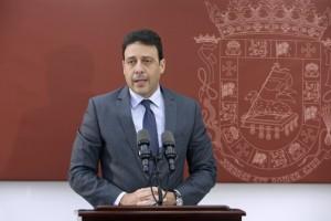 Puerto Rico Chief of Staff Víctor Suárez