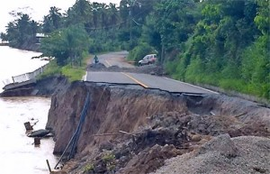 In all, 31 people died, with damage to Dominica alone estimated by the World Bank at $444 million. (Credit: Larry Luxner)