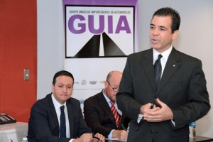 Ricardo García, president of the trade group known as GUIA.