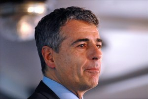 Andrés Velasco, Chile's former finance minister. (Credit: Larry Luxner)