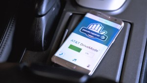 "The campaign includes a Spanish-language version of its ""AT&T DriveMode app,"" which is open to all carriers and is free for iPhone and Android users."