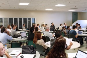 Participants of the third edition of the I-Corps cohort met in Mayagüez over the weekend.
