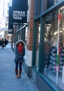 An Urban Outfitters store in New York. (Credit: Wikipedia)