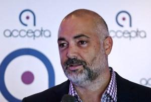 Cándido Alfonso, president of Accepta.