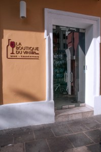 La Boutique Du Vin in Old San Juan.