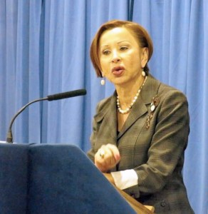 Rep. Nydia Velázquez, the first Puerto Rican woman elected to Congress, is the third most senior Democratic Member of the Financial Services Committee.