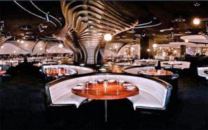 The trendy restaurant will open at the Condado Vanderbilt hotel.