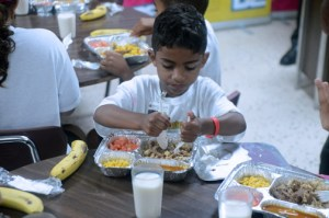 At the request of the Commonwealth, USDA's Food and Nutrition Service has approved a 17 percent increase in school meal reimbursement rates for Puerto Rico to reflect their higher costs of providing school meals.