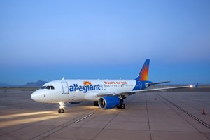 Las Vegas-based, low-cost carrier Allegiant will launch service to San Juan in December.