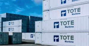 TOTE Maritime began this summer receiving 285 new 40-foot refrigerated containers, or reefers, as well as 150 53-foot chassis and 30 new 31-foot tank chassis for their terminals in San Juan.