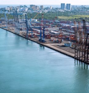 The joint venture, called Puerto Rico Terminals, or PRT, includes combining two of the largest maritime operations and $38 million worth of existing assets at the Puerto Nuevo terminals near San Juan.