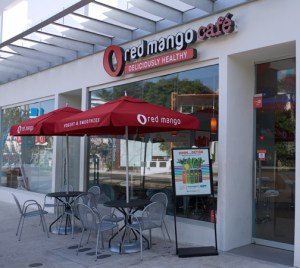 The newest Red Mango location will open Sept. 17 in Condado.