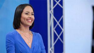 TV anchor Keylla Hernández