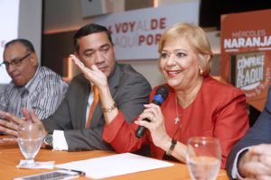 Enid Monge, president of Empresarios por Puerto Rico offers details of next Wednesday's event.