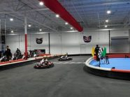 A first of its kind in Puerto Rico and the Caribbean is the new K1 Speed indoor electric carting complex for children and adults.