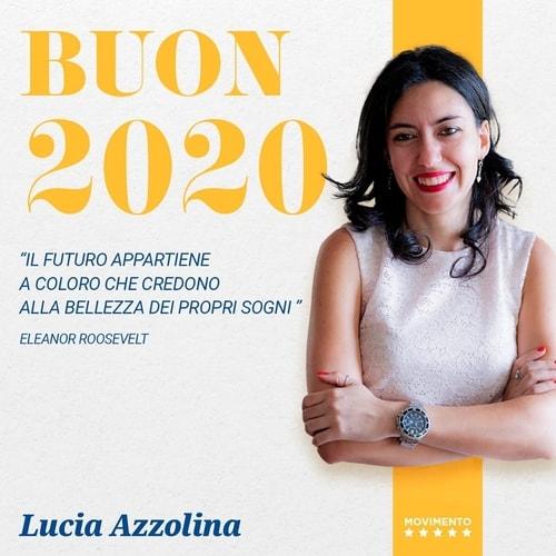Auguri Buon Anno Azzolina