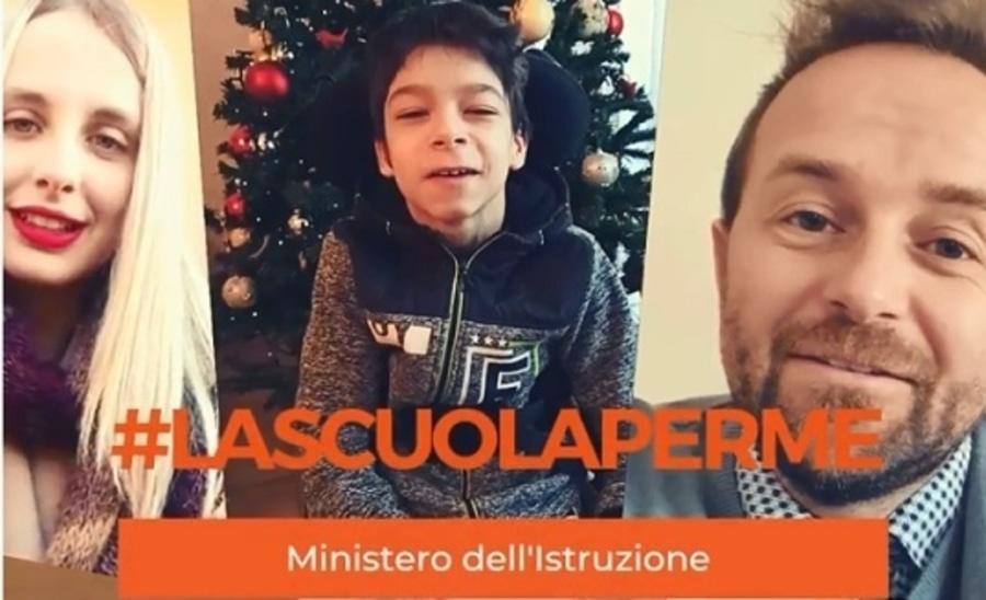 #LaScuolaPerMe, la nuova campagna social del Ministero dell'Istruzione