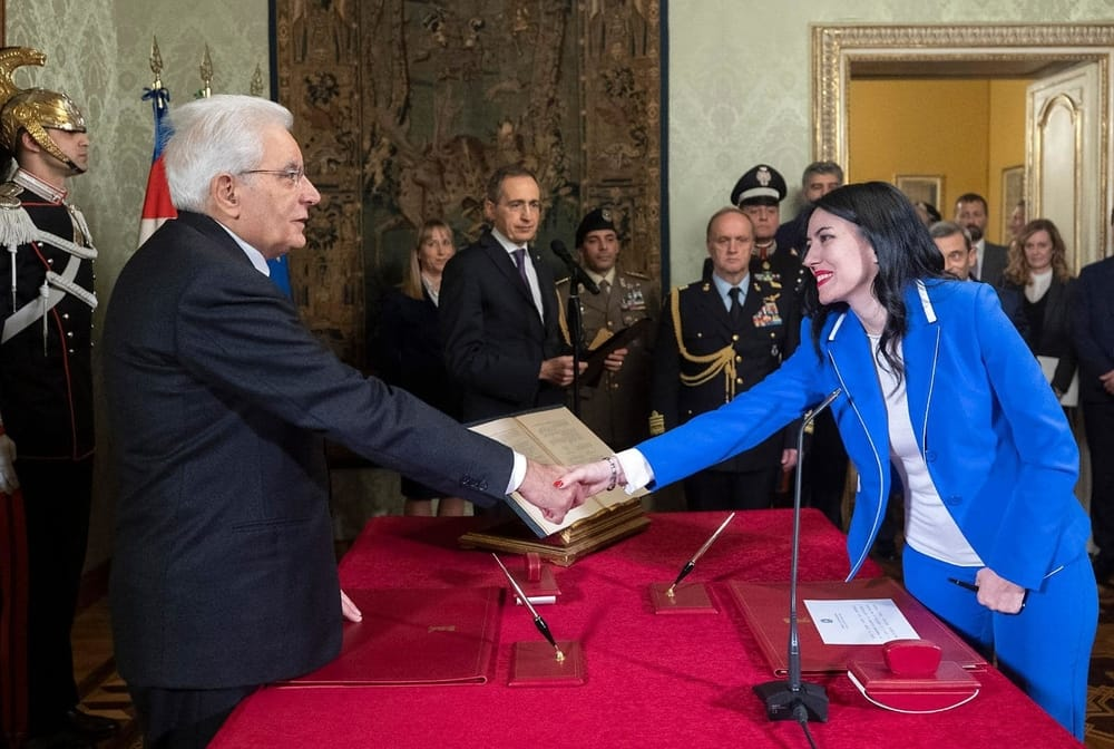 Lucia Azzolina, oggi 10 gennaio l'anniversario da Ministro dell'Istruzione