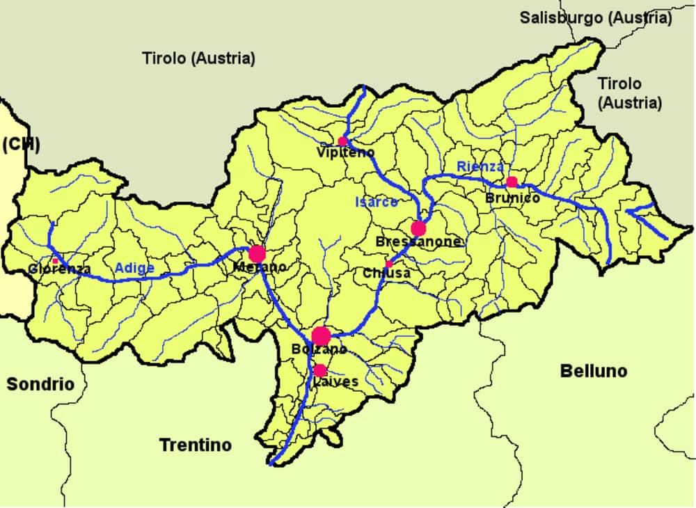 Alto Adige: scuole chiuse e lockdown dall'8 al 28 febbraio