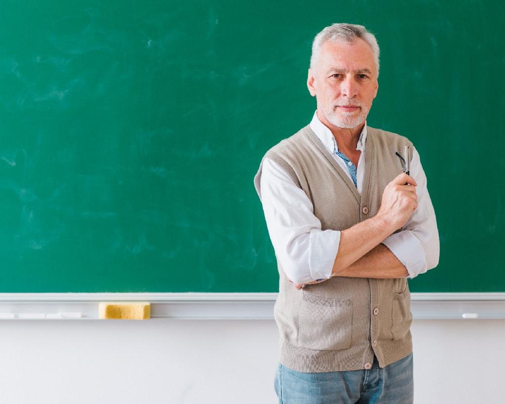 Non è una Scuola per docenti giovani: soltanto il 6.4% ha meno di 35 anni