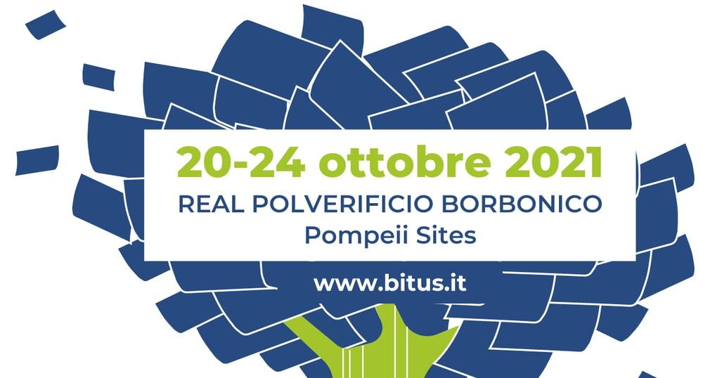 B.I.TU.S. 2021, la Fiera della Scuola a Pompei dal 20 al 24 ottobre