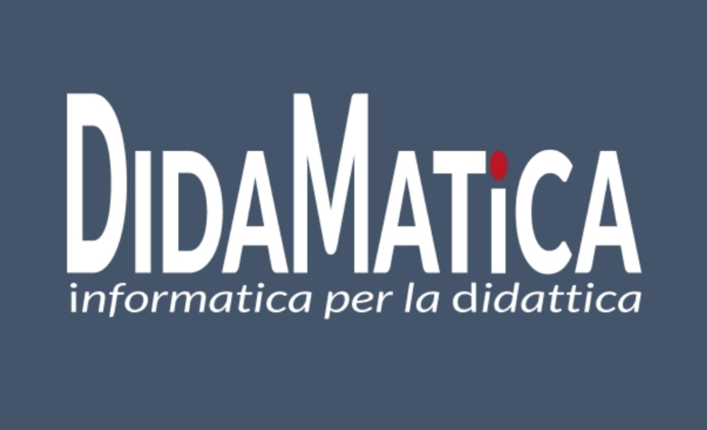 Convegno Didamatica 2021: 7/8 ottobre
