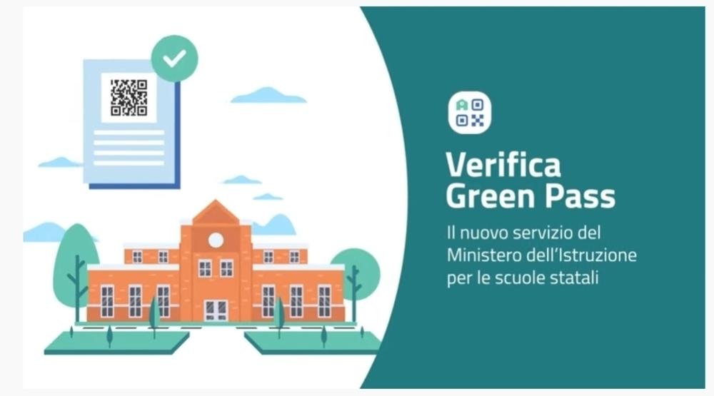 Verifica Green Pass Online, il nuovo sistema di controllo per la Scuola dal 13 settembre