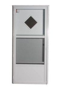 Diamond Combo Door