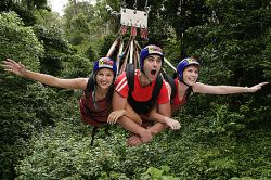 Cairns Bungy Jump and Minjin Jungle Swing