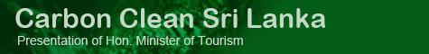 Earth Lung - Carbon Clean Sri Lanka Banner