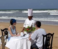 Club Villas Hotel, Bentota, Sri Lanka - Dinning