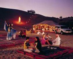 private-overnight-safari-1001-arabian-stars-camel-farm-sandboarding-in-dubai-uae