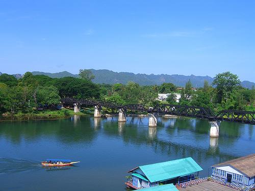 The Bridge on the River Khwae