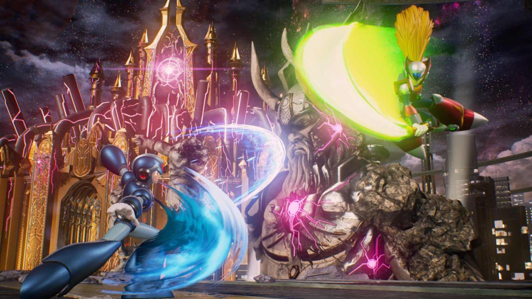 Marvel Vs Capcom Infinite Test