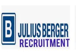 Julius Berger Nigeria Plc Recruitment 2021, Careers & Job Vacancies (3 Positions)