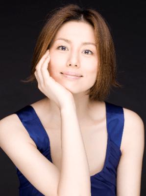 米倉涼子 顔写真