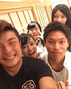 小島瑠璃子 家族写真 家族構成