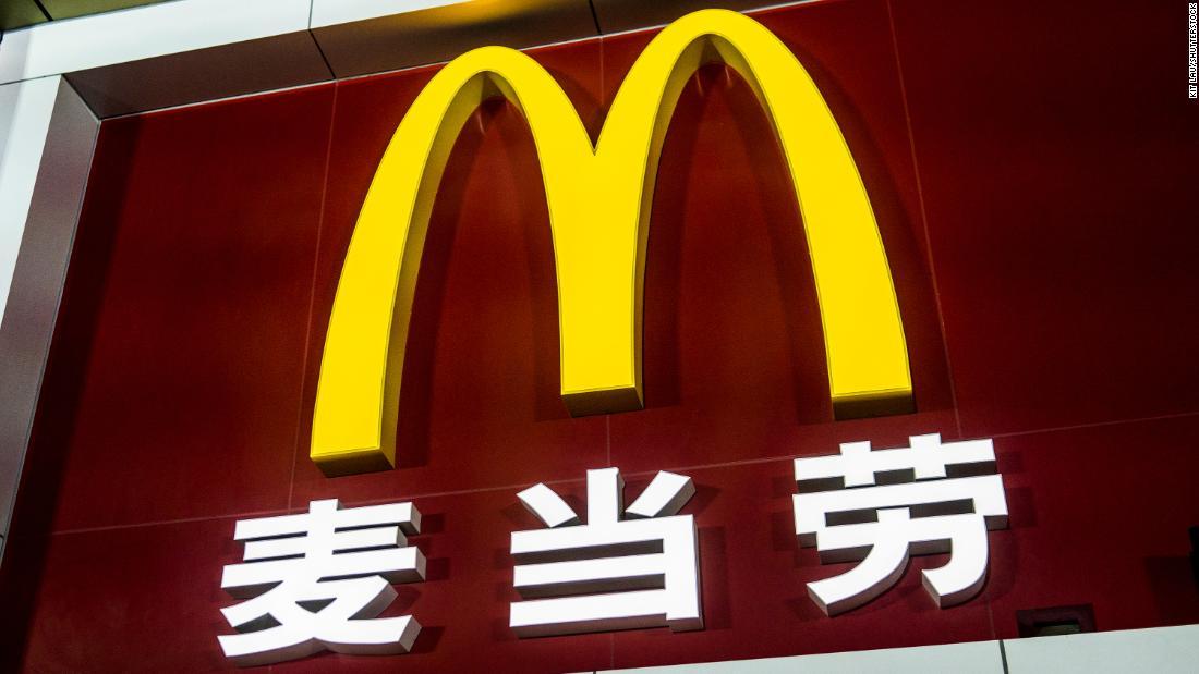 Guangzhou : Touche pas à mon Big Mac!