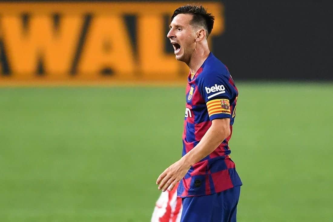 Messi s'offre son 700ème but avec une panenka
