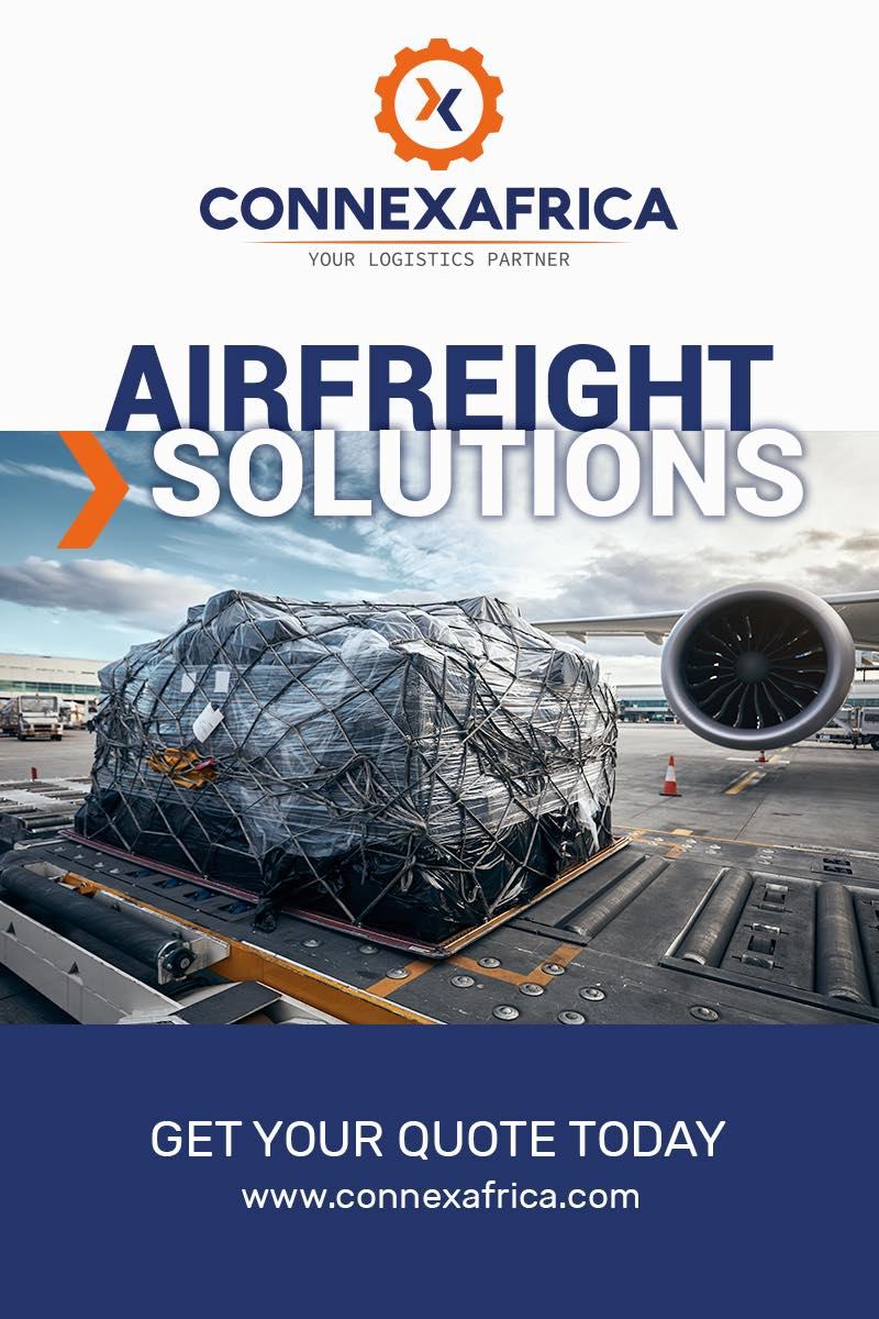 ConnexAfrica: Airfreight solutions