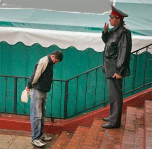 Срок задержания лица полицией. Задержание полицией: как себя правильно вести