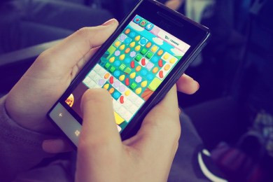 candy crush saga soda black screen